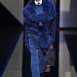 Giorgio Armani Men's Fall 2017